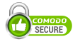 Comodo SSL security TrustLogo site seal