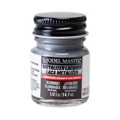 Metalizer Lacquer Paints by Model Master Now Available at Sunward Hobbies