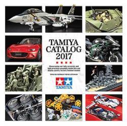 Tamiya Catalog Catalogue 2017