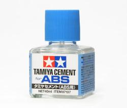 Tamiya Cement for ABS 87137