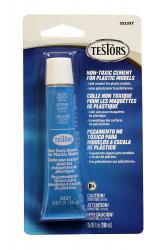 Testors Non-Toxic Cement for Plastics Models 3521 3523XT