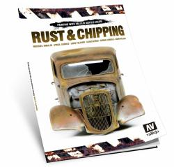 Vallejo Rust and Chipping Book 75011