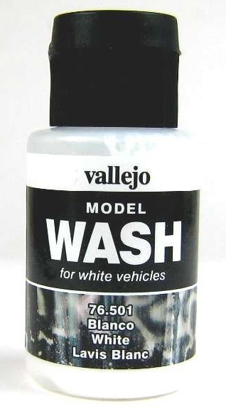 Model Wash For Weathering By Vallejo White 76501 Online