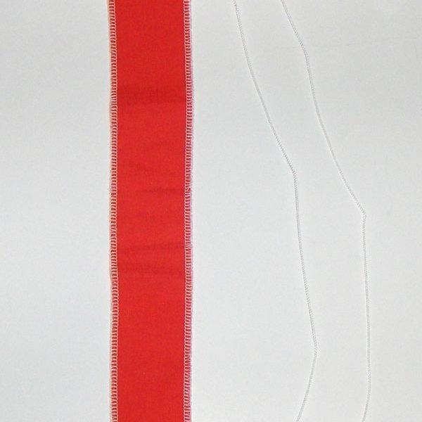 Red Nylon Ripstop Streamer