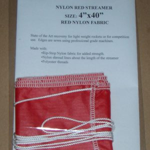 Nylon Ripstop Streamer package