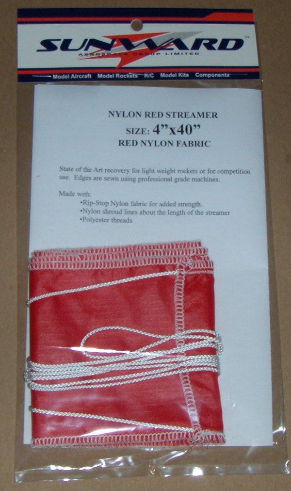 Nylon Ripstop Streamer package