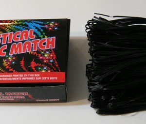 Electric Match Box with 50 units