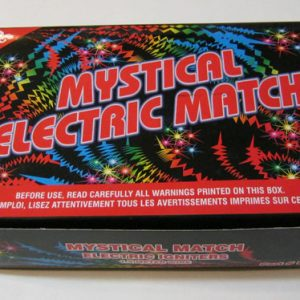 Electric Match Box