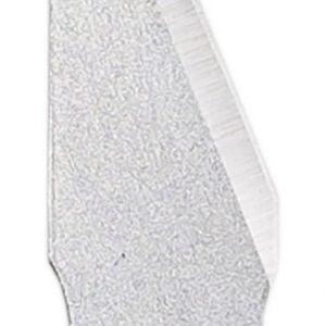 No 2 Super Sharp Straight Edge Blade 20002 Excel Hobby Blades Corp