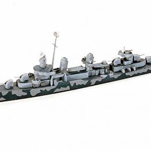 USS USN DD445 Fletcher Destroyer Waterline 700 Scale Tamiya 31902