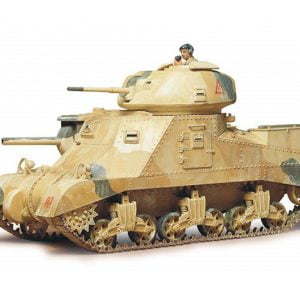 British M3 Grant Tank Kit Mk 1 35 Scale Tamiya 35041