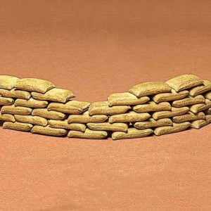 Sand Bag Kit 35 Scale Tamiya 35025