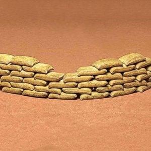 Sand Bag Kit 35 Scale Tamiya 35025