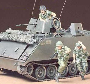 US M113 ACAV Tank Kit CA235 35 Scale Tamiya 35135