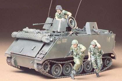 US M113 ACAV Tank Kit CA235 35 Scale Tamiya 35135