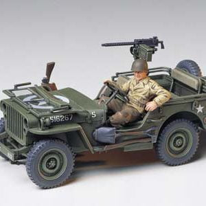 Jeep Willys MB 1/4 Ton Truck kit 35 Scale Tamiya 35219