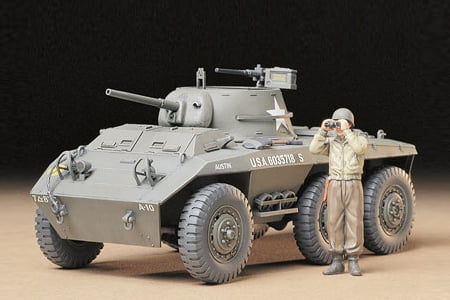 US M8 Light Truck Greyhound Kit 35 Scale Tamiya 35228