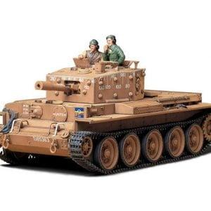 Centaur Mk IV Tank with 95mm Howitzer Kit 35 Scale Tamiya 35232