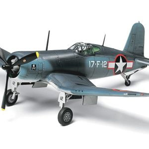 Vought F4U1 Corsair Bird Cage Aircraft Kit 72 Scale Tamiya 60774