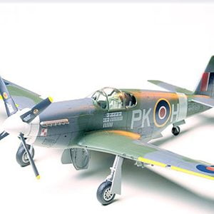 North American RAF Mustang III Aircraft Kit 48 Scale Tamiya 61047