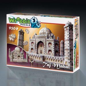 Taj Mahal 3D Puzzle from Wrebbit