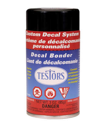 Testors Decal Bonder Spray 9200