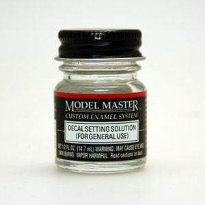 Decal Setting Solution Model Masters 2146