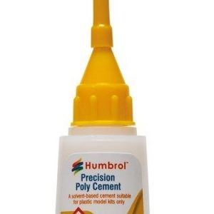 Humbrol Precision Poly Cement Plastic Glue 20ml AE2720
