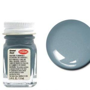 Testors Enamel Paint 1138 Grey Gray