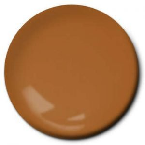 Testors Enamel Paint 1166 Flat Military Brown