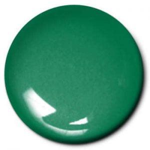 Testors Enamel Paint 1530 Green Metal Flake