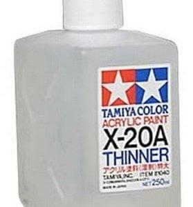 Tamiya Thinner X20A X-20A X20 X-20 250ml 81040