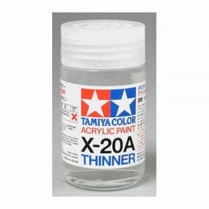 Tamiya Thinner X20A X-20A X20 X-20 46ml 81030