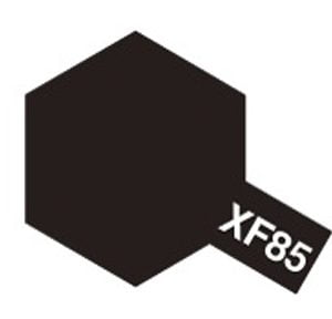 Tamiya Acrylic Paints XF85 XF-85 81785 Rubber Black