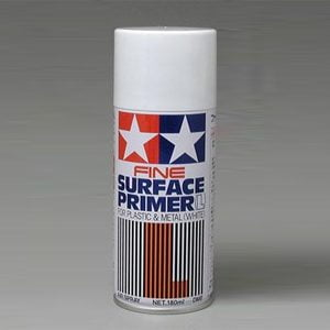 Tamiya Surface Primer White 87044 180ml