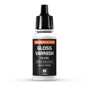 Vallejo Model Color Colour 70510 Gloss Glossy Varnish