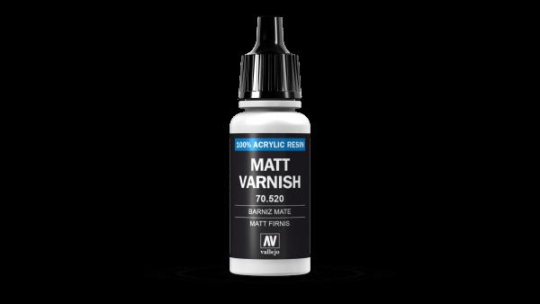 Vallejo Model Color Colour 70520 Matt Varnish