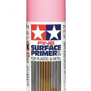 Tamiya Surface Primer Pink 87146 180ml