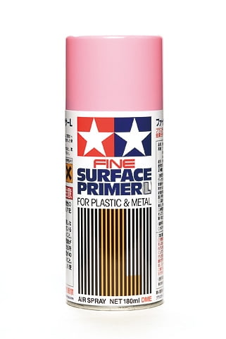 Tamiya Surface Primer Pink 87146 180ml