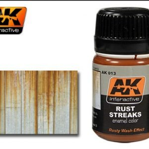 Rust Streaks by AK Interactive AKI-013