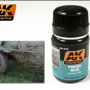 Fresh Mud by AK Interactive AKI-016