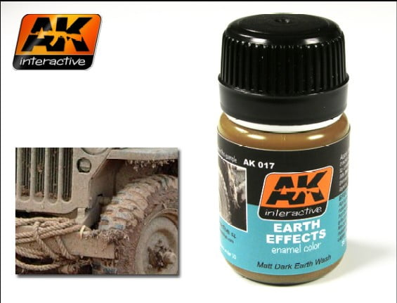 Earth Effects by AK Interactive AKI-017