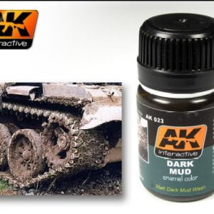 Dark Mud by AK Interactive AKI-023