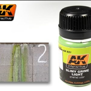 Slimy Grime Light by AK Interactive AKI-027