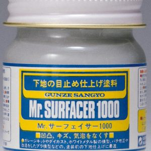 Mr Surfacer 1000 by Mr Hobby Gunze 40ml GUZ-SF284 SF284