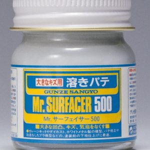 Mr Surfacer 500 by Mr Hobby Gunze 40ml GUZ-SF285 SF285