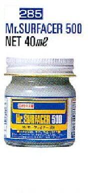 Mr Surfacer 500 by Mr Hobby Gunze 40ml GUZ-285