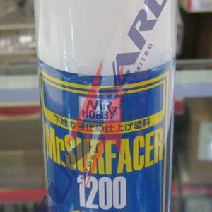 Mr Surfacer 1200 Spray 170ml by Mr Hobby Gunze GUZ-515