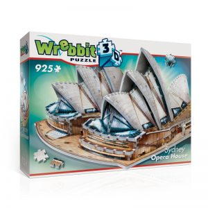 Sydney Opera House from Wrebbit 3D Puzzles