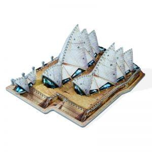 Sydney Opera House from Wrebbit 3D Puzzles side